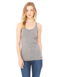8430 Bella + Canvas Triblend Racerback Tank