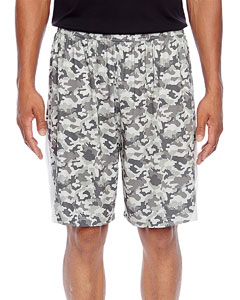 TT42 Team 365 All Sport Sublimated Camo Short