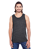 102C Threadfast Unisex Triblend Tank