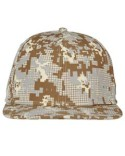 1285141 Under Armour Flat Bill Cap - Digi  Camou