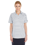 1289401 Under Armour Ladies' UA Corp Tech Stripe Polo