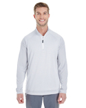 1289407 Under Armour Men's UA Corp Stripe Quarter-Zip