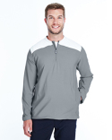 1317220 Under Armour SuperSale Men's Corporate Triumph Cage Quarter-Zip Pullover