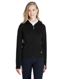187331 Spyder Ladies' Hayer Full-Zip Z Hooded Fleece Jacket