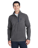 187332 Spyder Men's Transport Quarter-Zip Fleece Pullover