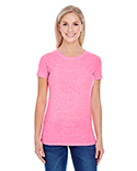 202A Threadfast Ladies' Triblend Short-Sleeve T-Shirt