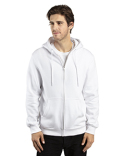 320Z Threadfast Unisex Ultimate Fleece Full-Zip Hooded Sweatshirt