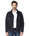 370J Threadfast Unisex Denim Jacket