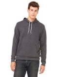 3719 Bella + Canvas Unisex Sponge Fleece Pullover Hoodie