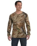 3981 Code Five Men's Realtree® Long-Sleeve Camo T-Shirt