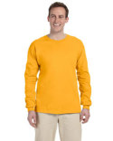4930 Fruit of the Loom Adult 8.3 oz./lin. yd. HD Cotton™ Long-Sleeve T-Shirt