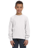 4930B Fruit of the Loom Youth 5 oz. HD Cotton™ Long-Sleeve T-Shirt
