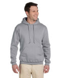 4997 Jerzees Adult 15.9 oz./lin. yd., Super Sweats® NuBlend® Fleece Pullover Hood