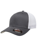 6511 Flexfit Adult 6-Panel Trucker Cap