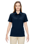 75120 Ash City - North End Excursion Crosscheck Performance Woven Polo