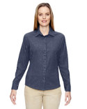 77045 Ash City - North End Excursion Utility Two-Tone Performance Shirt