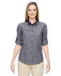 77046 Ash City - North End Excursion F.B.C. Textured Performance Shirt