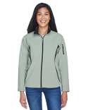 78034 Ash City - North End Ladies' Three-Layer Fleece Bonded Performance Soft Shell Jacket
