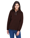 78080 Ash City - North End Glacier Insulated Three-Layer Fleece Bonded Soft Shell Jacket with Detachable Hood