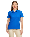 78181R Core 365 Ladies' Radiant Performance Piqué Polo with Reflective Piping
