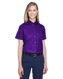 78194 Ash City - Core 365 Optimum Short-Sleeve Twill Shirt