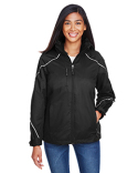 78196 Ash City - North End Angle 3-in-1 Jacket with Bonded Fleece Liner