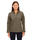 78212 Ash City - North End Forecast Three-Layer Light Bonded Travel Soft Shell Jacket