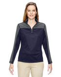 78220 Ash City - North End Ladies' Excursion Circuit Performance Half-Zip