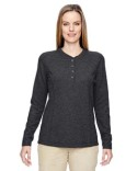 78221 Ash City - North End Excursion Nomad Performance Waffle Henley