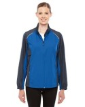 78223 Ash City - Core 365 Ladies' Stratus Colorblock Lightweight Jacket