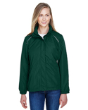 78224 Ash City - Core 365 Ladies' Profile Fleece-Lined All-Season Jacket