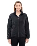 78811 Ash City - North End Sport Red Ladies' Vector Interactive Polartec Fleece Jacket