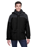 88006 Ash City - North End 3-in-1 Two-Tone Parka