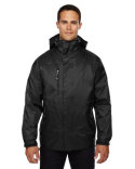 88120 Ash City - North End Performance 3-in-1 Seam-Sealed Hooded Jacket