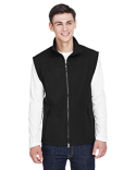 88127 Ash City - North End Three-Layer Light Bonded Performance Soft Shell Vest