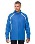 88168 Ash City - North End Sirius Lightweight Jacket with Embossed Print