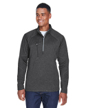 88175 Ash City - North End Men's Catalyst Performance Fleece Half-Zip