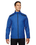 88188 Ash City - North End Tempo Lightweight Recycled Polyester Jacket with Embossed Print