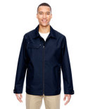 88218 Ash City - North End Excursion Ambassador Lightweight Jacket with Fold Down Collar