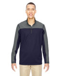 88220 Ash City - North End Men's Excursion Circuit Performance Half-Zip