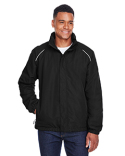 88224T Ash City - Core 365 Men's Tall Profile Fleece-Lined All-Season Jacket