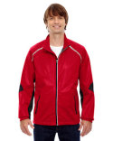 88654 Ash City - North End Men's Dynamo Three-Layer Lightweight Bonded Performance Hybrid Jacket