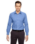 88690 Ash City - North End Men's Precise Wrinkle-Free Two-Ply 80's Cotton Dobby Taped Shirt