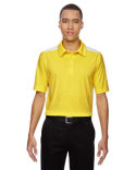 88691 Ash City - North End Sport Red Reflex UTK cool.logik™ Performance Embossed Print Polo