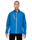 88694 Ash City - North End Sport Red Frequency Lightweight Mélange Jacket