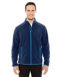88811 Ash City - North End Men's Vector Interactive Polartec® Fleece Jacket