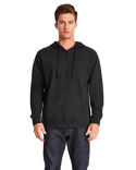 9601 Next Level Adult French Terry Zip Hoody