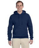996 Jerzees Adult 13.3 oz./lin. yd., NuBlend® Fleece Pullover Hood