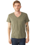 AA1932 Alternative Men's Boss V-Neck Eco-Jersey™ T-Shirt
