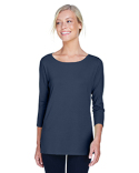 DP192W Devon & Jones Ladies' Perfect Fit™ Ballet Bracelet-Length Knit Top
